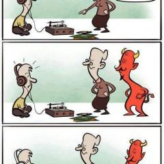 La música del diablo